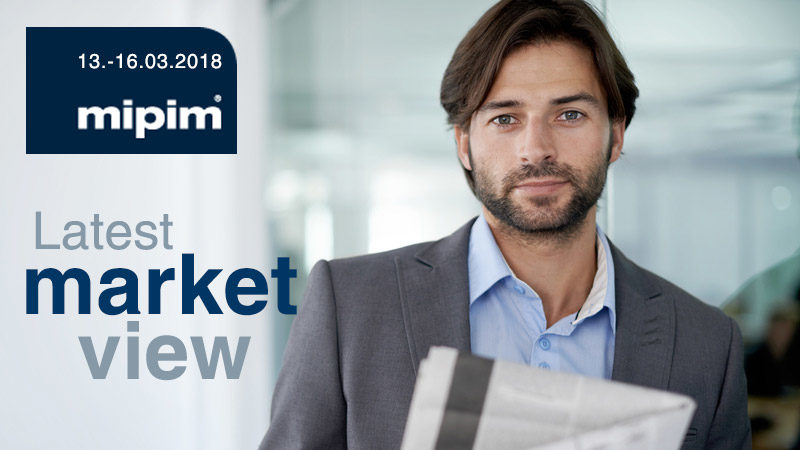 MIPIM 2018 - Dr. Lübke & Kelber - Market view - Blog